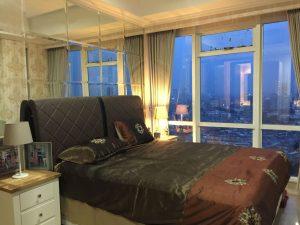 Dijual apartement full furnish menteng park T72