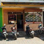 Nasi Padang bungkus enak deliveri di harapan indah bekasi