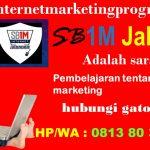 Pelatihan internet marketing gratis di jakarta menteng untuk pemula
