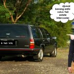 Jual mobil volvo 960 turbo intercooler bekas