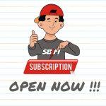 Jualan online dengan teknik subscription di bogor