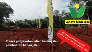 Jual tanah kavling murah setu Bekasi