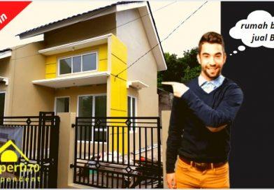 Jual rumah baru butuh uang depok